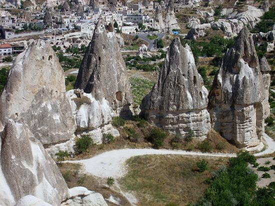 Cappadocia, Turkey: ya hemos llegado
