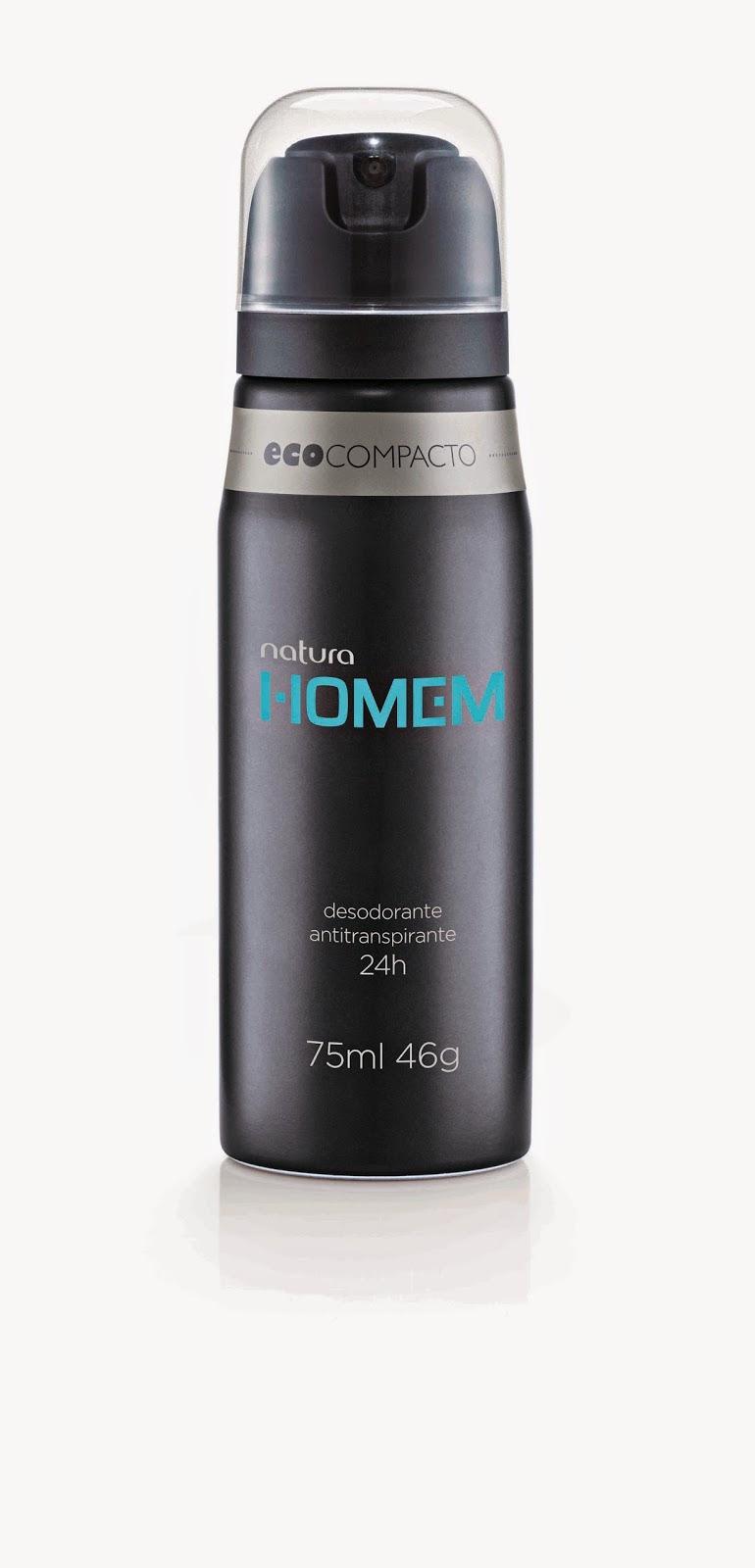 desodorante aerossol masculino