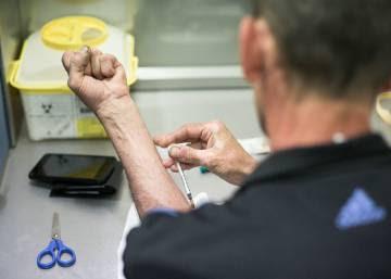 El riesgo de una subida del consumo de heroína alerta a los expertos
