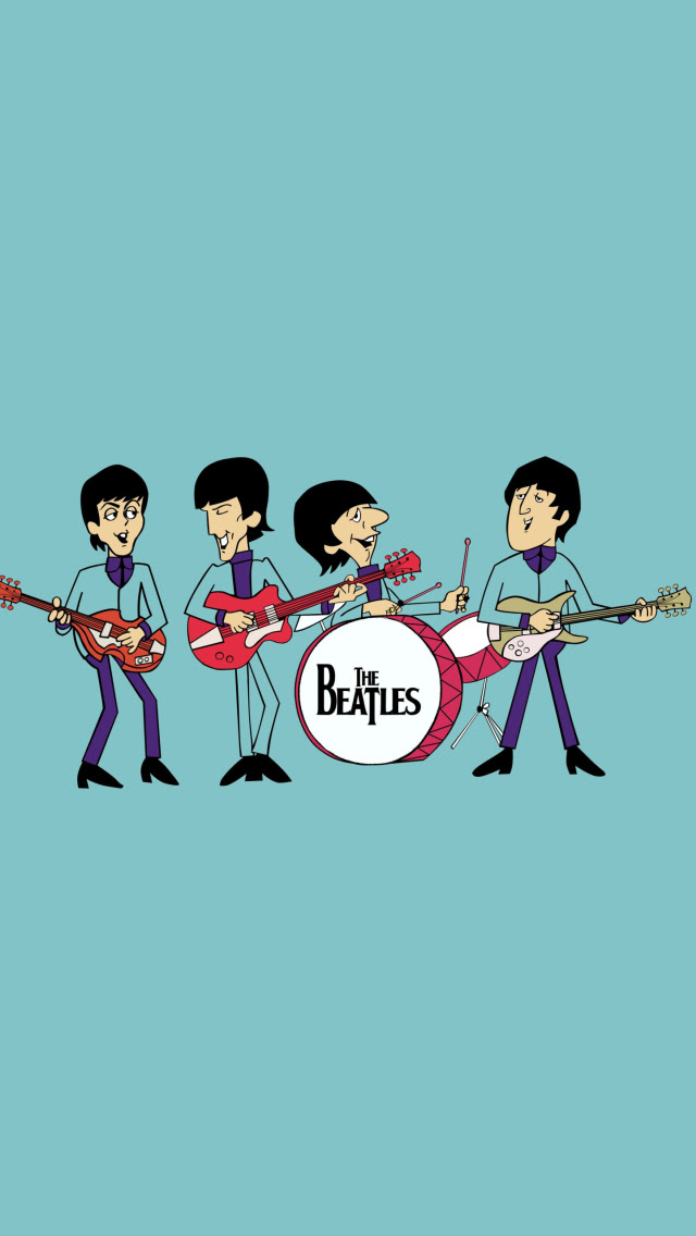 The beatles iphone 5 wallpaper (22 Wallpapers) - Adorable ...