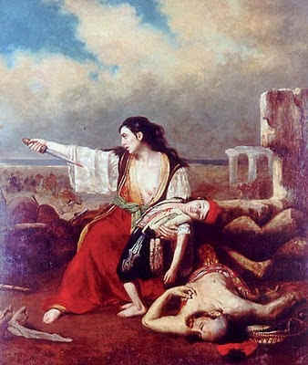 Οι άγνωστες μάχες των Ελληνίδων του 1821