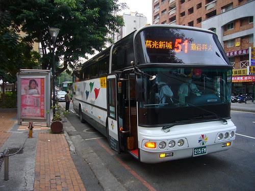 TTJ51路棕線(英才太平)