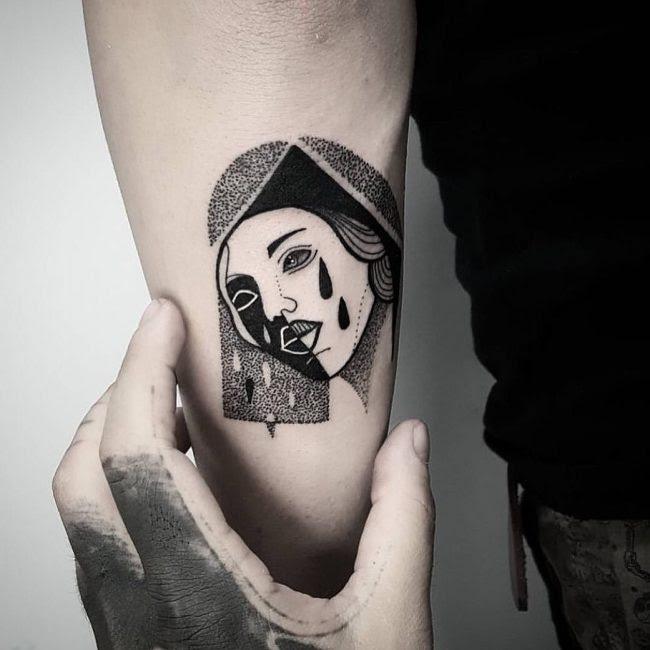 105 Inspiring Minimalist Tattoo Designs - Subtle Body Markings