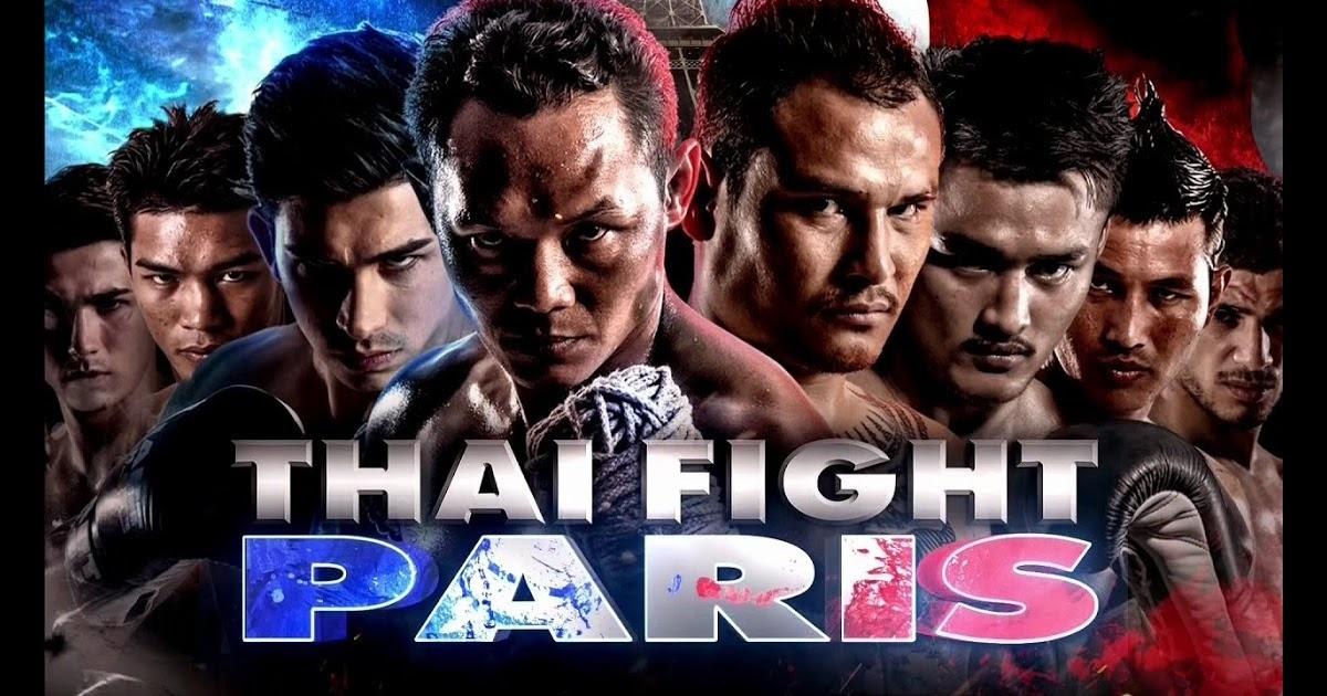 ไทยไฟท์ล่าสุด ปารีส อิกคิวซัง ก.รุ่งธนะเกียรติ 8 เมษายน 2560 Thaifight paris 2017 https://goo.gl/c6fnzI