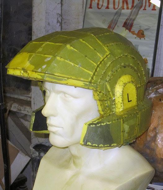 Marine Helmet Reinforced