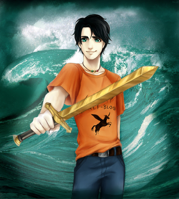 Percy Jackson by AireensColor