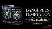 Cover Reveal:  Dangerous Temptation by Giana Darling