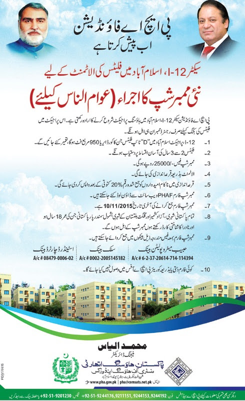Govt Announced Residential Flats Allotment For Public In