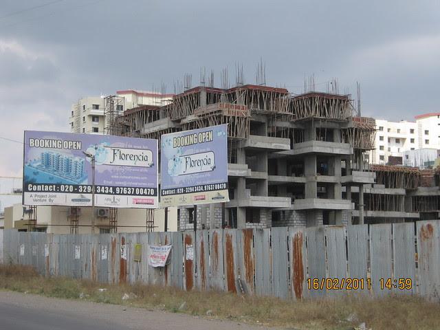 Florencia 2 BHK Flats in Kaspate Wasti Wakad Pune