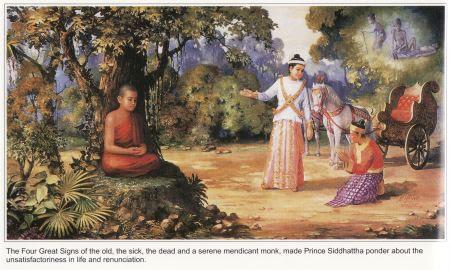 Life of Buddha (12)