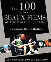 Les 100 Plus Beaux Films De L'Histoire Du Cinema