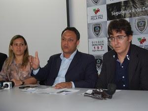 Suspeito teria cometido o crime dentro do carro da vítima e continuado a usar o veículo após o homicídio. (Foto: Diogo Almeida/G1)