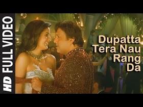 Dupatta Tera Nau Rang Da (Full Song) Film - Partner   Salman Khan, Govinda, Katrina, Lara Dutta