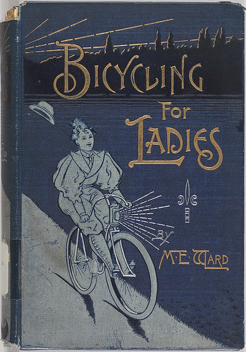 Bicycling For Ladies - Cover