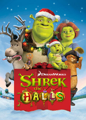 Shrek's Swamp Stories: Shrek the Halls