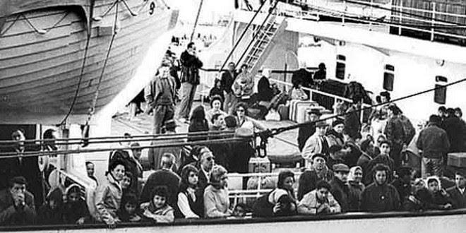 Exode rapatriés Algérie 1962
