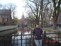 Lake of Love, Bruges, Belgium