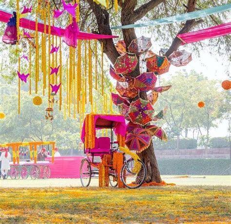 A great way to design your Punjabi wedding!!!!   Wedding