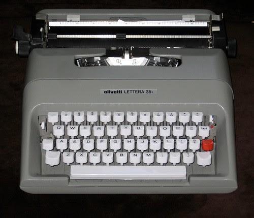 Olivetti Lettera 35l