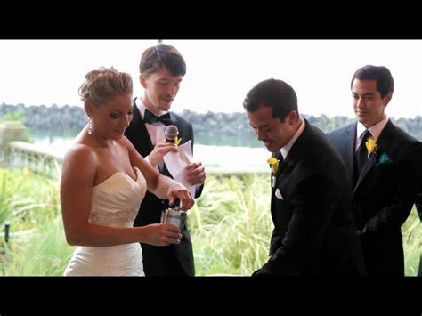 Our Wedding Ceremony   YouTube
