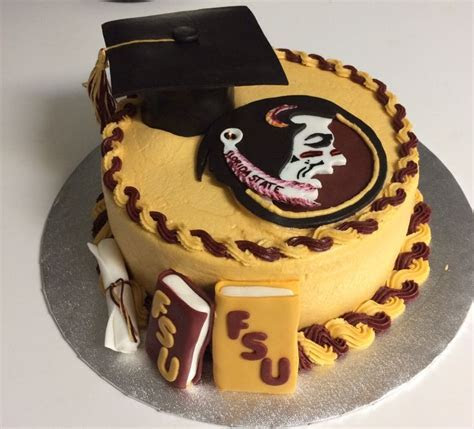 28 best images about FSU CAKE IDEAS I Love on Pinterest