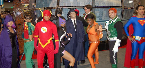 Comic Con 2007: We can be heroes