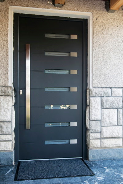 Modern Front Doors Design Ideas, Pictures, Remodel and Decor