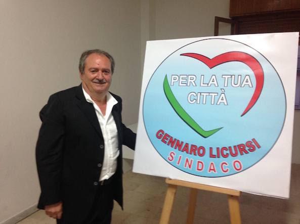 Gennaro Licursi, neo sindaco di Scalea (Cs)