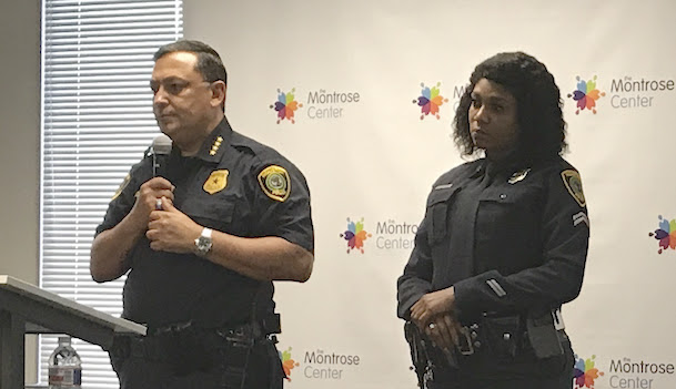 Image result for HPD LGBT liaison