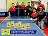 Tênis de mesa paraolímpico do Jundiaí Clube garante mais 5 atletas no Parapan