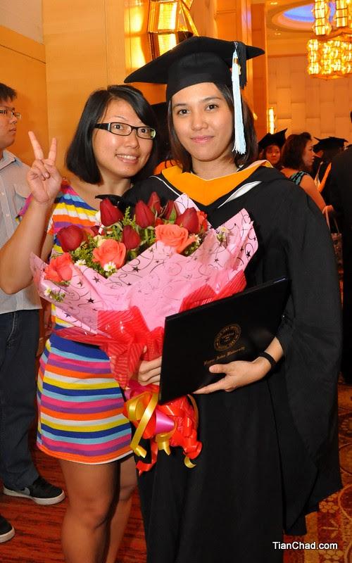 Yi Wern Segi College Graduation @ Prince Hotel KL