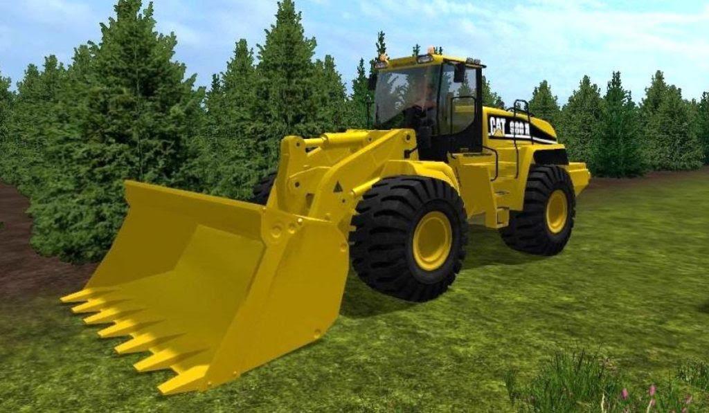 Fs17 Wheel Loader Bucket Mods, Cat 980h Wheel Loader Ls17, Fs17 Wheel Loader Bucket Mods