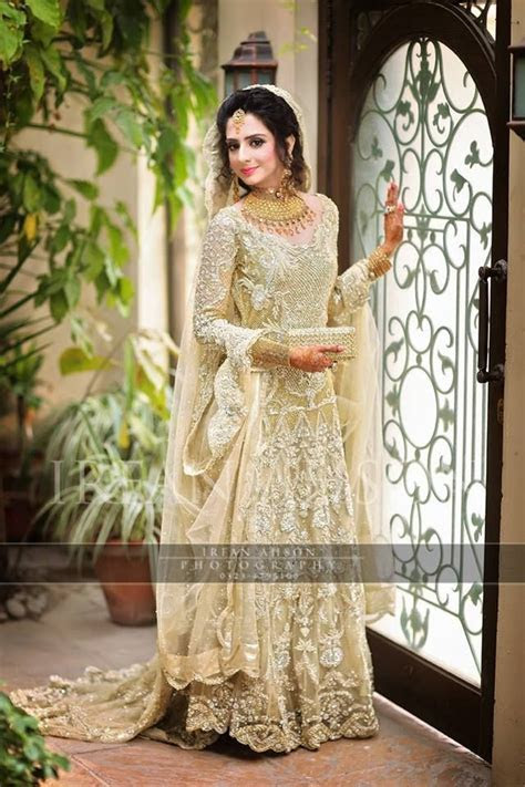 Latest Walima Dresses Designs & Trends Collection 2016