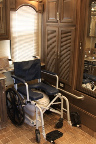 Motorhome Ada Wheelchair Accessible Conversion Quality