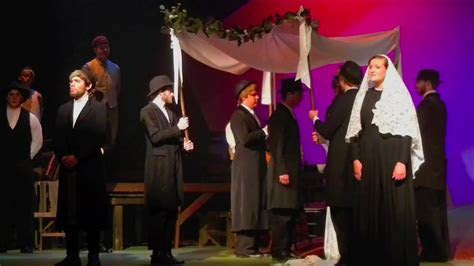 Fiddler On The Roof: Sunrise, Sunset   sung at the wedding