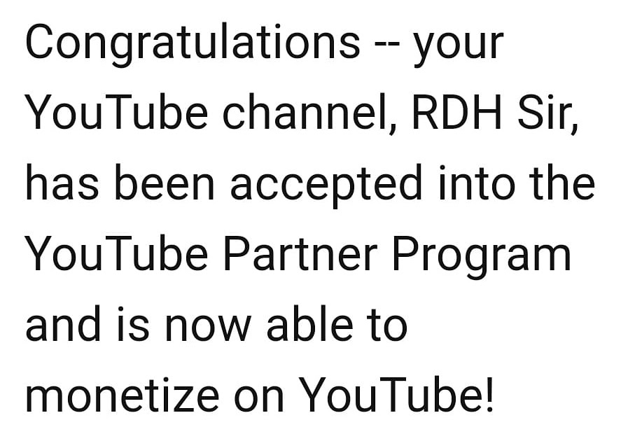 Rdh+sir+youtube+channel+is+a+part+of+ypp+now%21