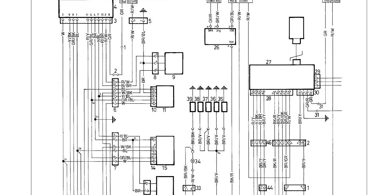 Bmw E90 Rear Light Wiring Diagram