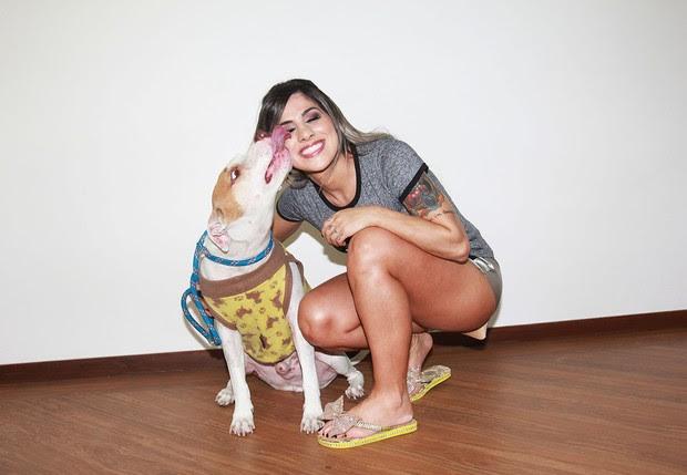 Ex-BBB Vanessa Mesquita (Foto: Celso Tavares / EGO)