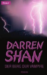 Darren Shan, Der Berg der Vampire - Darren Shan