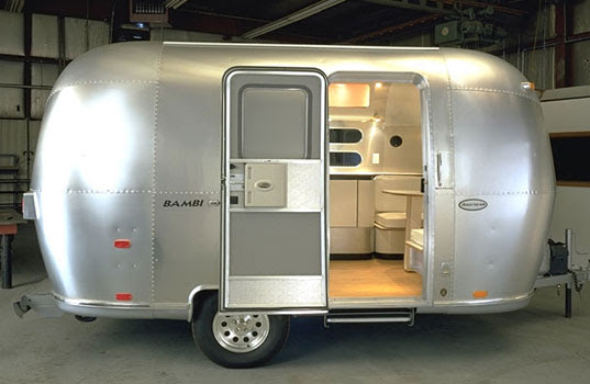 Airstream Bambi Trailer