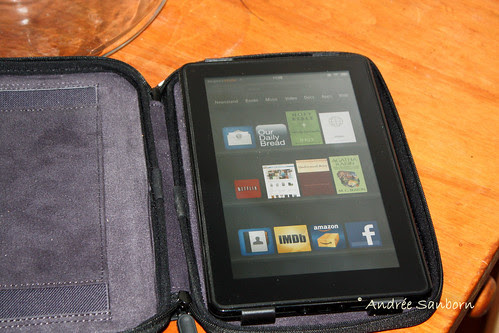 My New Kindle Fire-3