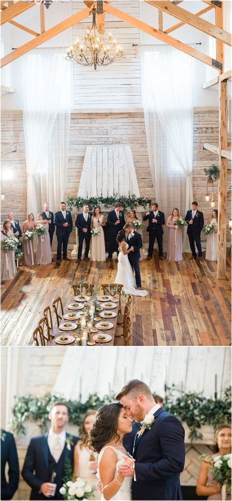 This wedding venue in Athens, Tennessee is stunning