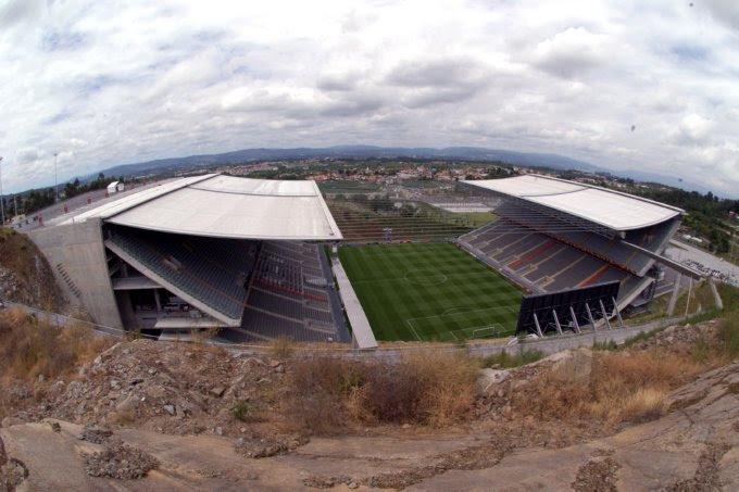 Around The Grounds: Estadio Municipal, Braga   Who Ate all the Pies