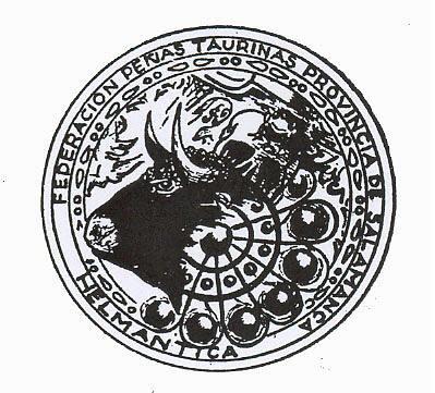 Resultado de imagen de Federación de Peñas Taurinas de Salamanca 'Helmántica