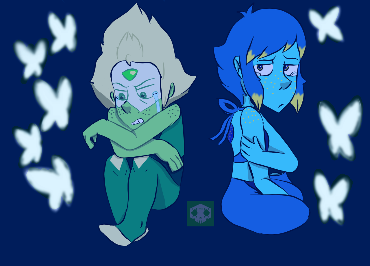 i dont feel good today….. so here some lapidot
