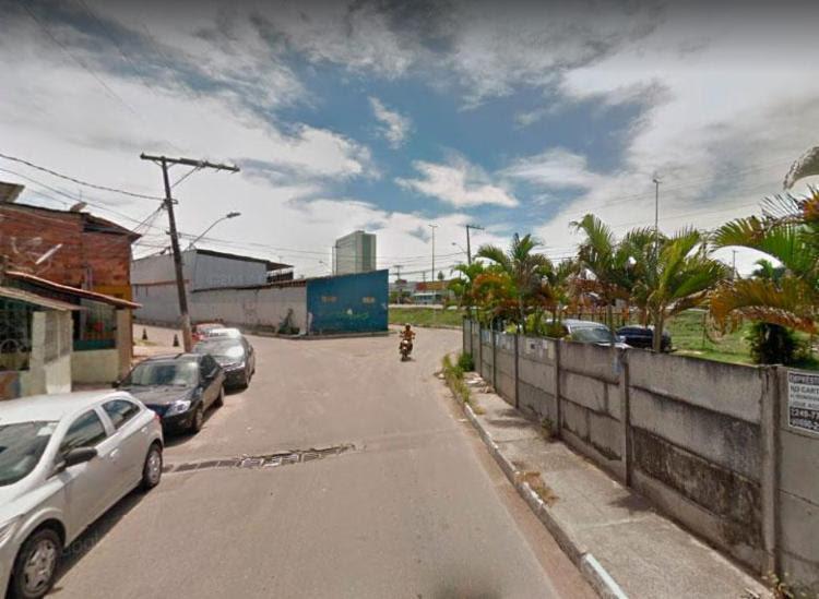 Chacina aconteceu no bairro Portão, em Lauro de Freitas - Foto: Reprodução | Google Street View