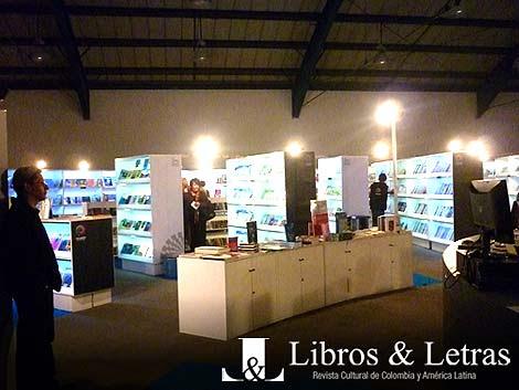 Pabellón de Ecuador en la Feria del Libro 2011