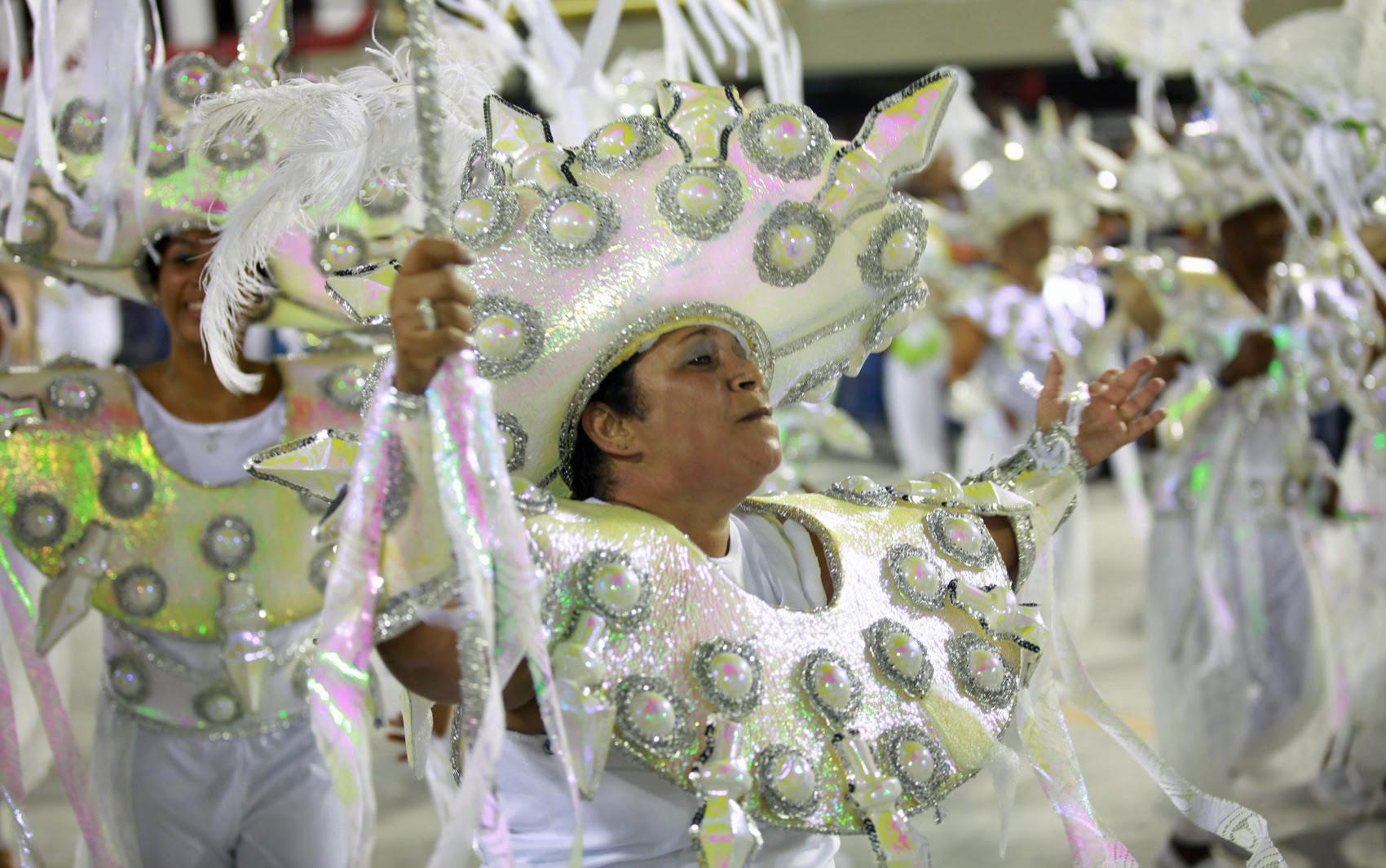 A Acadêmicos de Santa Cruz homenageou o estado do Ceará