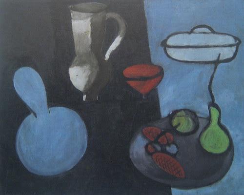Gourds, summer-fall 1916, Henri Matisse