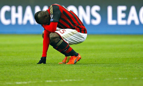 Mario Balotelli: contemplating his future?